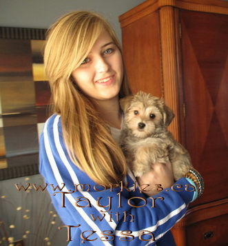 Tessa adopted Taylor